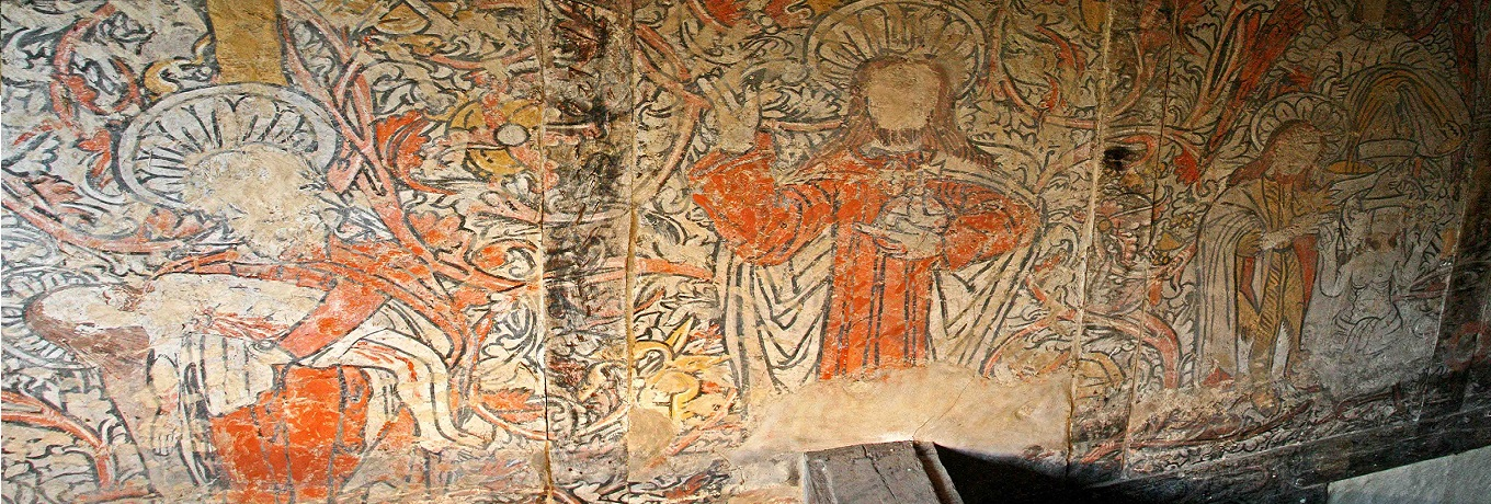Piccotts End Wall Paintings